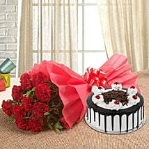 Relishing Love: Send Birthday Cakes to Allahabad