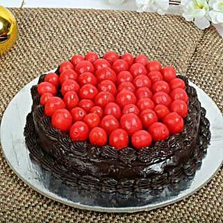 Rich Truffle Cake: Chocolate Cakes Faridabad