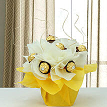 Rocher Surprise: Send Chocolate Bouquet for Holi