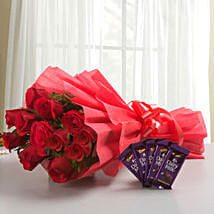Rosy N Sweet: Send Flowers & Chocolates to Kolkata