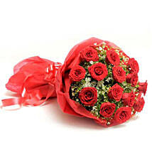Scarlet Love: Send Valentine Flowers to Ambala
