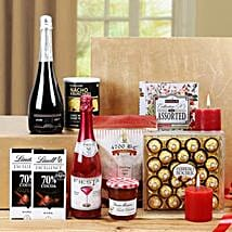 Sensational Treat Gift Basket: Send Christmas Gifts to Family