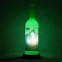 Shining Memory Personalized Lamp: Personalised Gifts Khanna