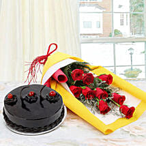 Simply Accented: Birthday Cakes Allahabad