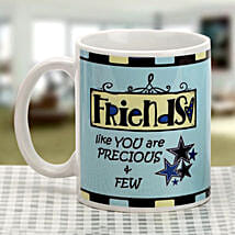 Soothing blue mug: Friendship Day Gifts Mumbai