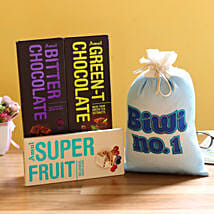 Special Amul Chocolates For Wife: Send Flowers to Theni