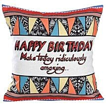 Special Birthday Cushion: Send Birthday Cushions