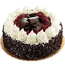 Special Blackforest Cake Five Star Bakery: Send New Year Cakes to Ahmedabad
