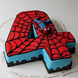 Spiderman Birthday Cake: Cake Delivery in Thoppumpady