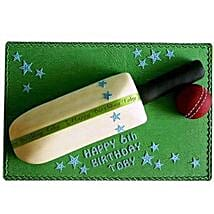 Splendid Cricket Bat Ball Cake: Birthday Cake Delivery In Bangalore