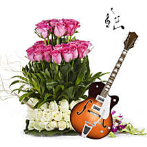 Stings of Music With the Flowers to Charm: Send Flowers for Parents Day