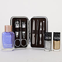 Stylish Nail Care Kit: Gifts for Taureans