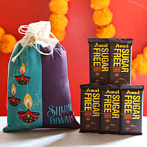Sugar Free Amul Chocolates For Diwali: Diwali Chocolates