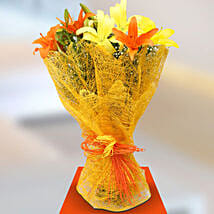 Sunshine Lillies: Wedding Gifts Varanasi