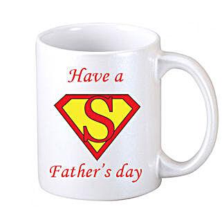 Super Fathers Day Coffee Mug: Mugs for Fathers Day