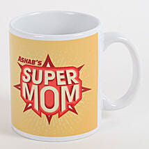 Super Mom Personalized Mug: Mugs for Mother's Day
