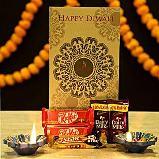 Sweet Diwali Greetings: Combo Gifts