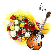 Sweet Music and Roses to Amaze: Navratri Flowers