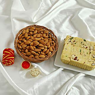 Taste Of Bhaidooj: Bhai Dooj Gifts Delhi