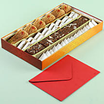 Tasty Diwali Box: Buy Sweets