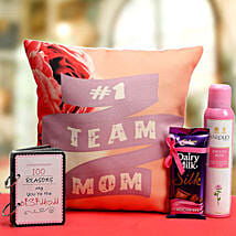 Team Mom Hamper: Perfumes to Gurgaon