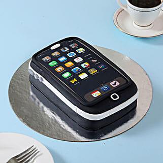 Techy iPhone Cake: Designer Cakes Kolkata