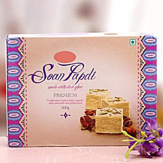 Tempting Soan: Send Sweets to Dehradun