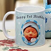The First Milestone Personalized Mug: Personalised Mugs for Her