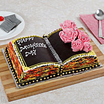 The Notebook Cake: Gifts for Daughters Day