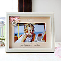 The Personalized Pink Joys: Romantic Photo Frames