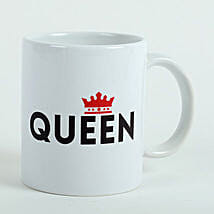 The Queen Mug: Gifts For GF