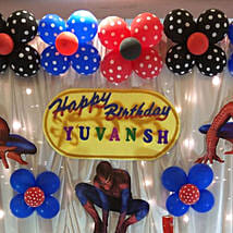 Theme Party Decors: Birthday Decoration Services