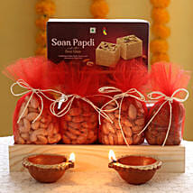 Thrill In Diwali: Sweets to Delhi