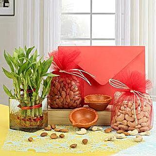 Train To Diwali: Send Plants N Diyas
