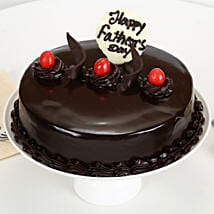 Truffle Cake For Fathers Day: Cake Delivery in Kumarakom