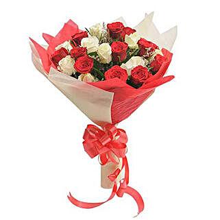 Two Dozen Roses: Mixed Roses