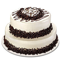 Twosome Cream Cake: Black Forest Cakes