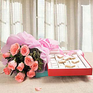 Unending Feelings: Send Flowers & Sweets to Jaipur