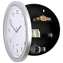 Wall Clock With Hidden Safe: Gifts for Arians