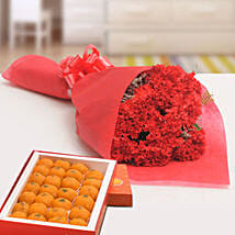 Warmest Affection: New Year Send Flowers & Sweets