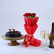 Will You Be Mine: Send Flowers & Cakes to Ludhiana