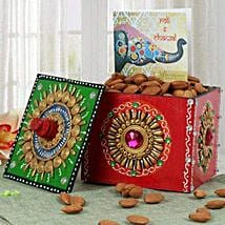 Wishes Of Bhaidooj: Send Bhai Dooj Gifts to Faridabad