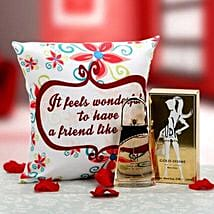 Wonderful Friendships Gift: Send Perfumes to Ghaziabad