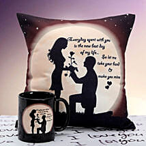 You are Mine Cushion n Mug: Send Gifts to Umaria