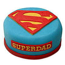 Yummy Super Dad Special Cake: Cake Delivery in Chennai