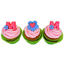 Yummy Surprise For Mom Cupcakes: Cup Cakes to Lucknow