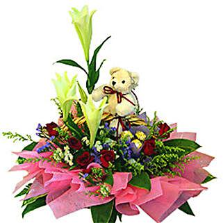 Adorable Bouquet: Send Chocolates to Malaysia