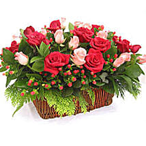 Berry Roses: Send Birthday Flowers To Malaysia
