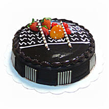 Chocolate Mousses Cake: Corporate Hampers to Malaysia