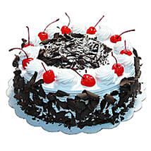Classic Black Forest Cake: Cakes to Kuala Lumpur
